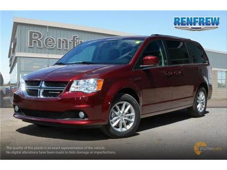 2019 Dodge Grand Caravan CVP/SXT (Stk: K286) in Renfrew - Image 2 of 20