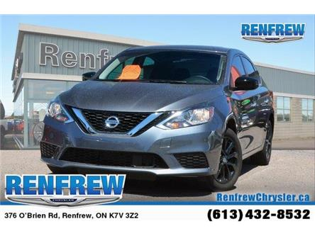 2018 Nissan Sentra  (Stk: P1684) in Renfrew - Image 1 of 20