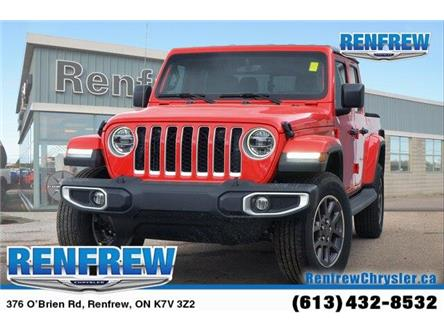 2020 Jeep Gladiator Overland (Stk: K255) in Renfrew - Image 1 of 20