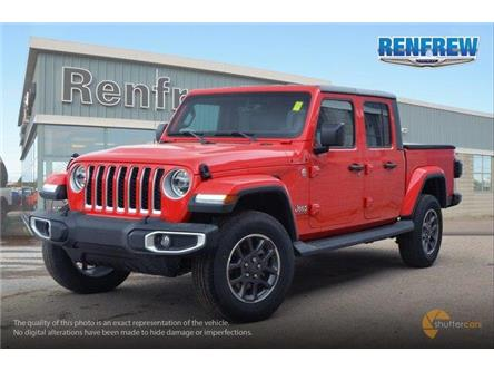2020 Jeep Gladiator Overland (Stk: K255) in Renfrew - Image 2 of 20