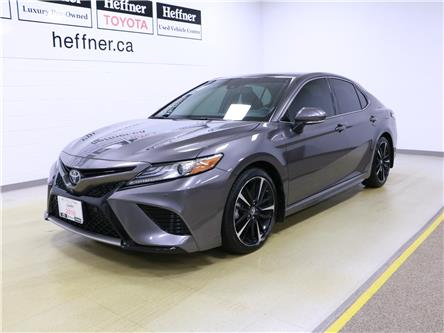 2018 Toyota Camry XSE V6 (Stk: 195822) in Kitchener - Image 1 of 31