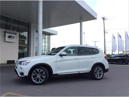 2017 BMW X3 xDrive28i (Stk: P9163) in Gloucester - Image 1 of 24