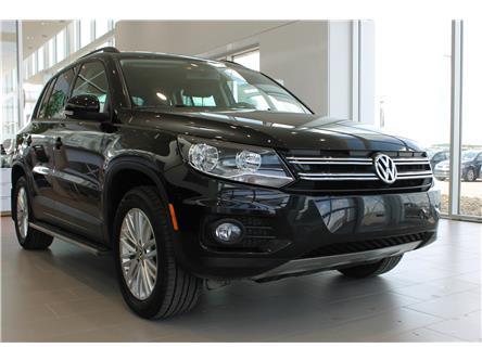 2016 Volkswagen Tiguan Special Edition (Stk: V7270) in Saskatoon - Image 1 of 21