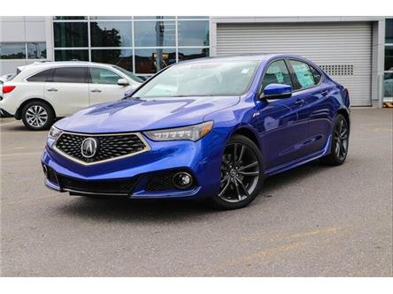 2020 Acura TLX Tech A-Spec (Stk: 18639) in Ottawa - Image 1 of 30