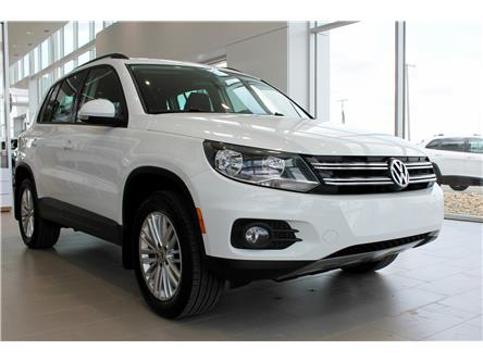 2016 Volkswagen Tiguan Special Edition (Stk: 69309A) in Saskatoon - Image 1 of 21