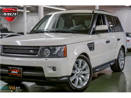 2010 Land Rover Range Rover Sport HSE (Stk: ) in Oakville - Image 2 of 36