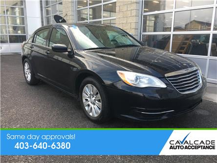 2014 Chrysler 200 LX (Stk: R59972) in Calgary - Image 1 of 18