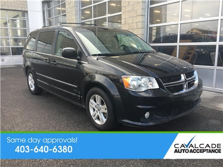 2017 Dodge Grand Caravan Crew (Stk: R59989) in Calgary - Image 1 of 21