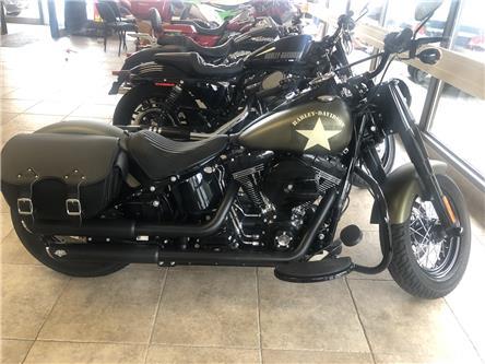 2017 Harley-Davidson Slim FLSS (Stk: DF1596) in Sudbury - Image 1 of 8