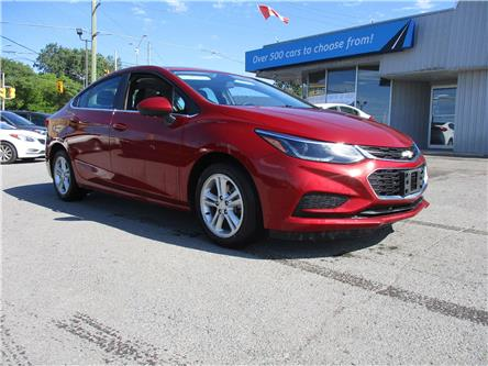 2017 Chevrolet Cruze LT Auto (Stk: 191248) in Kingston - Image 1 of 14