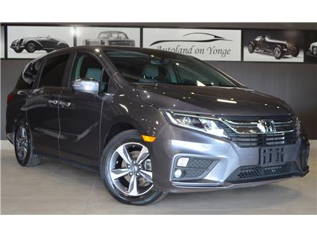 2018 Honda Odyssey EX (Stk: H8799A- AUTOLAND) in Thornhill - Image 2 of 31