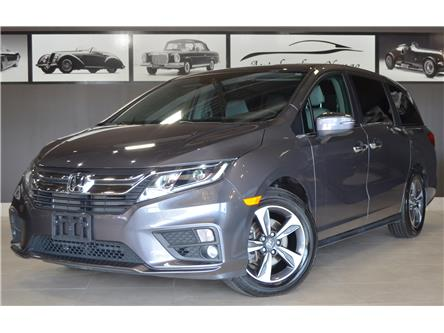 2018 Honda Odyssey EX (Stk: H8799A- AUTOLAND) in Thornhill - Image 1 of 31