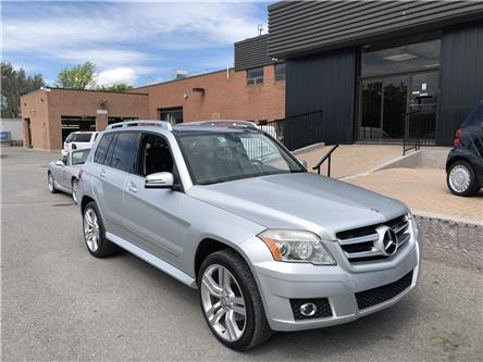 2010 Mercedes-Benz Glk-Class Base (Stk: ) in Ottawa - Image 1 of 16