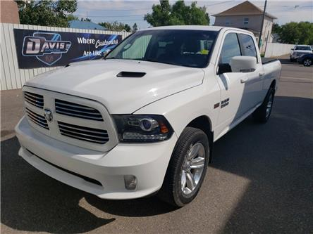 2014 RAM 1500 Sport (Stk: 13522) in Fort Macleod - Image 1 of 17