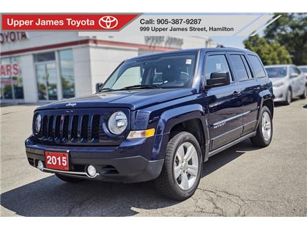 2015 Jeep Patriot Limited (Stk: 81684) in Hamilton - Image 1 of 18