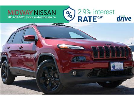 2017 Jeep Cherokee Limited (Stk: KN155452A) in Whitby - Image 1 of 31