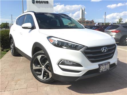 2016 Hyundai Tucson Limited (Stk: 7901H) in Markham - Image 2 of 24