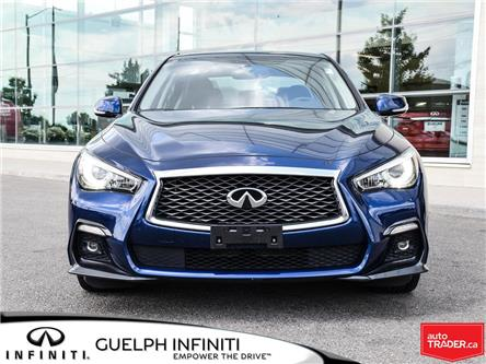 2019 Infiniti Q50 3.0t Signature Edition (Stk: I6810) in Guelph - Image 2 of 26