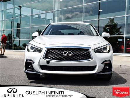 2019 Infiniti Q50 3.0t Signature Edition (Stk: I7011) in Guelph - Image 2 of 22