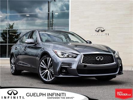 2019 Infiniti Q50 3.0t Signature Edition (Stk: I7022) in Guelph - Image 1 of 23