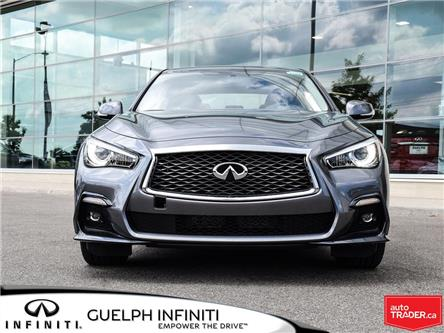 2019 Infiniti Q50 3.0t Signature Edition (Stk: I7022) in Guelph - Image 2 of 23