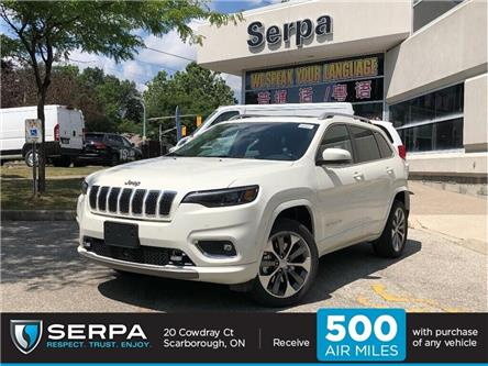 2019 Jeep Cherokee Overland (Stk: 194114) in Toronto - Image 1 of 21