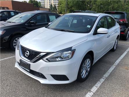 2019 Nissan Sentra  (Stk: SE19026) in St. Catharines - Image 1 of 5