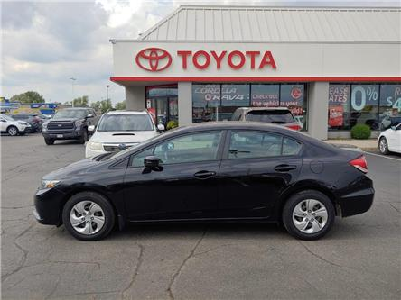2014 Honda Civic LX (Stk: 1900431) in Cambridge - Image 1 of 14