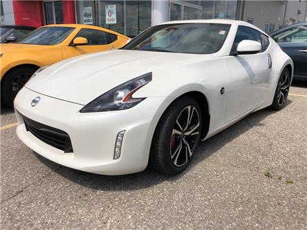 2020 Nissan 370Z Sport Touring (Stk: W0004) in Cambridge - Image 1 of 5