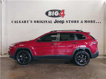 2017 Jeep Cherokee Sport (Stk: 19J241A) in Calgary - Image 2 of 14