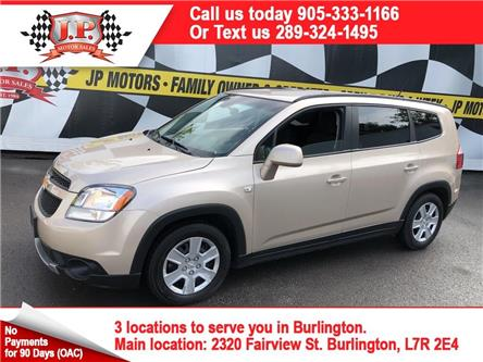 2012 Chevrolet Orlando 1LT (Stk: 47584) in Burlington - Image 1 of 13