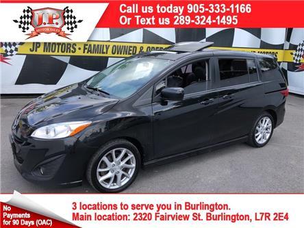 2012 Mazda Mazda5 GT (Stk: 47586) in Burlington - Image 1 of 15