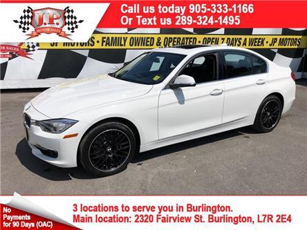 2014 BMW 328i xDrive (Stk: 47630) in Burlington - Image 1 of 25
