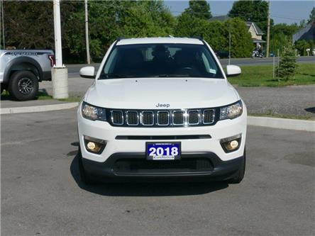 2018 Jeep Compass North | 4x4 | LEATHER | BLUETOOTH | PUSH START | (Stk: DR338) in Brantford - Image 2 of 38