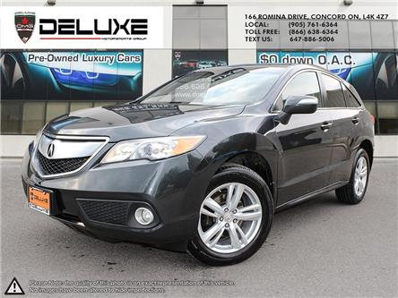 2015 Acura RDX Base (Stk: D0628T) in Concord - Image 1 of 20
