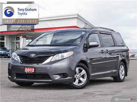 2012 Toyota Sienna LE 7 Passenger (Stk: D11589A) in Ottawa - Image 1 of 27