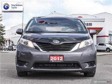 2012 Toyota Sienna LE 7 Passenger (Stk: D11589A) in Ottawa - Image 2 of 27