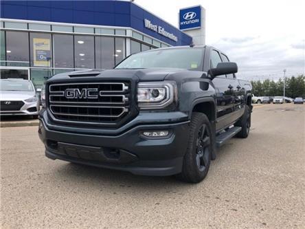 2018 GMC Sierra 1500 SLE (Stk: E4622) in Edmonton - Image 1 of 27
