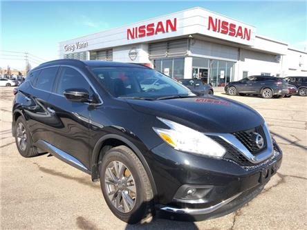 2016 Nissan Murano SV (Stk: P2538A) in Cambridge - Image 1 of 29