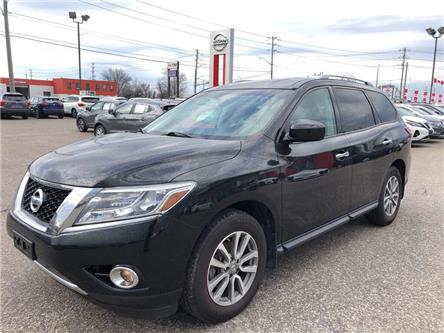 2016 Nissan Pathfinder SV (Stk: P2553) in Cambridge - Image 2 of 29