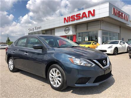 2017 Nissan Sentra 1.8 SV (Stk: P2636) in Cambridge - Image 1 of 27