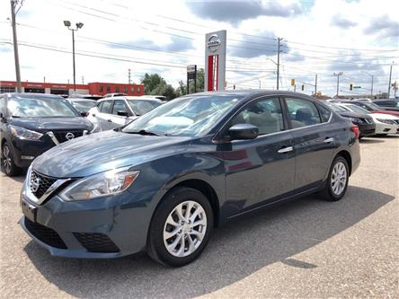 2017 Nissan Sentra 1.8 SV (Stk: P2636) in Cambridge - Image 2 of 27