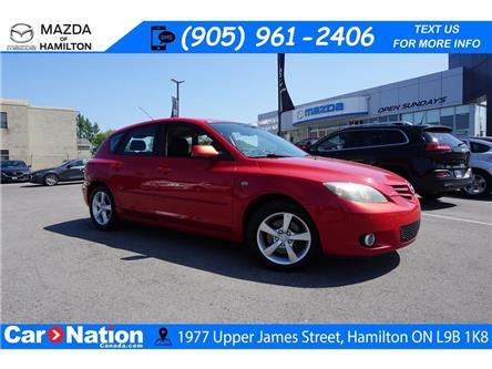 2005 Mazda Mazda3 Sport  (Stk: HN2270A) in Hamilton - Image 1 of 29