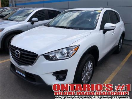 2016 Mazda CX-5 GS (Stk: P2448) in Toronto - Image 1 of 21