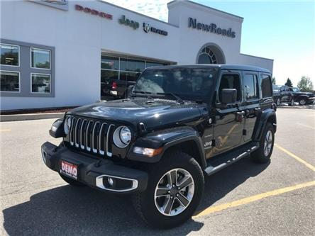 2019 Jeep Wrangler Unlimited Sahara (Stk: W18659) in Newmarket - Image 1 of 21