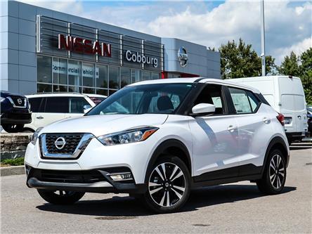 2019 Nissan Kicks SV (Stk: CKL523705) in Cobourg - Image 1 of 32