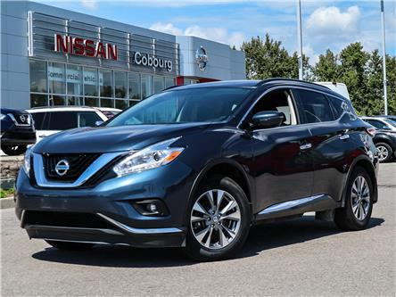 2016 Nissan Murano SV (Stk: KN105621A) in Cobourg - Image 1 of 34