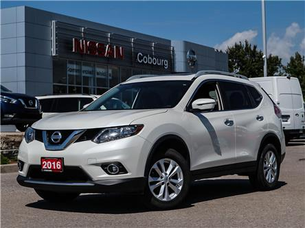 2016 Nissan Rogue SV (Stk: CGC86528) in Cobourg - Image 1 of 31