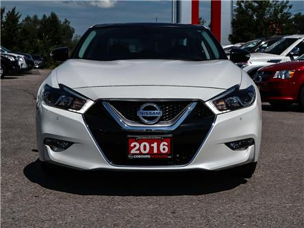 2016 Nissan Maxima Platinum (Stk: CKN154621A) in Cobourg - Image 2 of 34