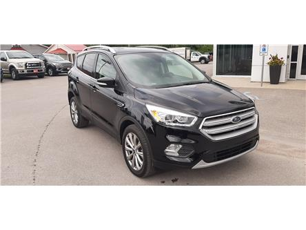 2018 Ford Escape Titanium (Stk: P0477) in Bobcaygeon - Image 2 of 24